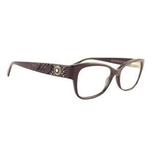 Versace Oval Style Purple Frame